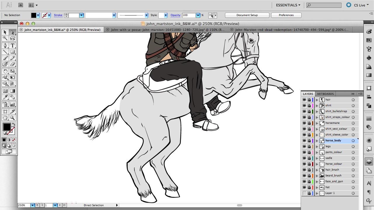 Illustrator   citizenwoodward
